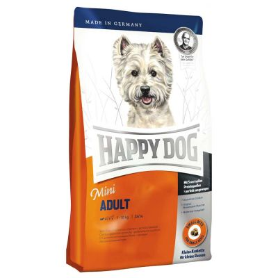Happy Dog - Happy Dog Adult Mini Tavuklu Mini Irk Köpek Maması 4 kg