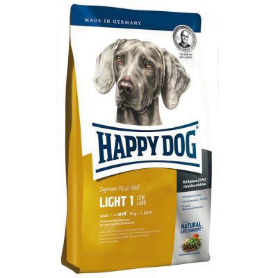Happy Dog - Happy Dog Light 1 Low Carb Diyet Köpek Maması 4 kg
