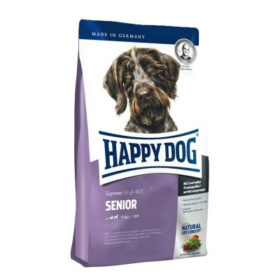 Happy Dog - Happy Dog Senior Yaşlı Köpek Maması 4 kg