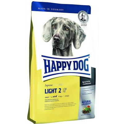 Happy Dog - Happy Dog Light 2 Low Carb Diyet Köpek Maması 4 kg