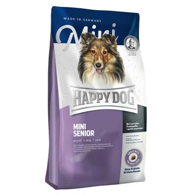 Happy Dog - Happy Dog Mini Senior Küçük Irk Yaşlı Köpek Maması 4 Kg