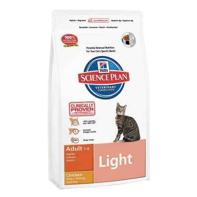 Hills Science Plan - Hills Adult Light Tavuklu Diyet Kedi Maması 1.5 Kg