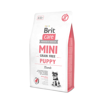 Brit Care - Brit Care Mini Puppy Kuzu Etli 2 Kg