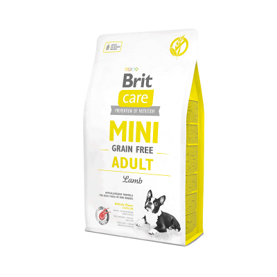 Brit Care - Brit Care Mini Adult Kuzu Etli 2 Kg