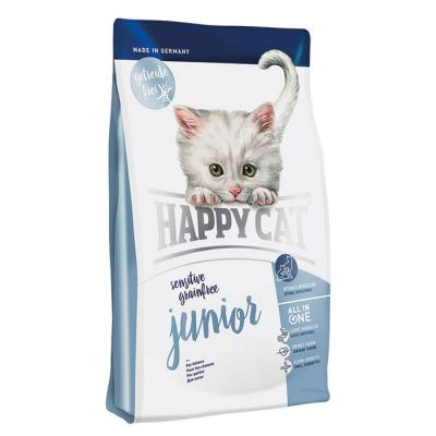 Happy Cat - Happy Cat Junior Tahılsız Yavru Kedi Maması 4 Kg