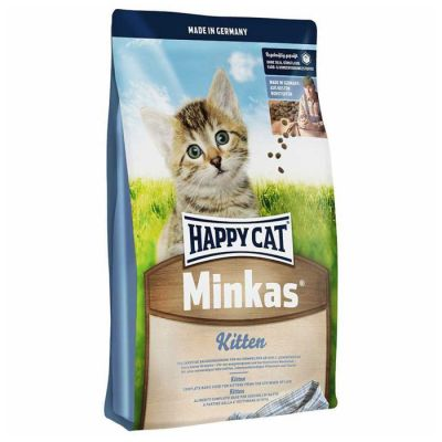Happy Cat - Happy Cat Minkas Kitten Yavru Kedi Maması 10 kg