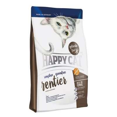 Happy Cat - Happy Cat Sensitive Tahılsız Yetişkin Kedi Maması 4 kg