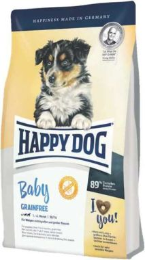 Happy Dog - Happy Dog Baby Grainfree Tahılsız Yavru Köpek Maması 10 kg